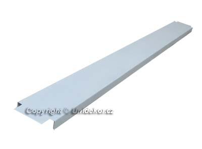 Krycí lišta gondoly (horní) 1250mm, pro systém CZECHIA