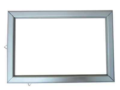 Hliníkový rám s fólií na reklamy typ A2