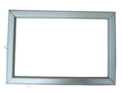 Hliníkový rám s fólií na reklamy typ A1