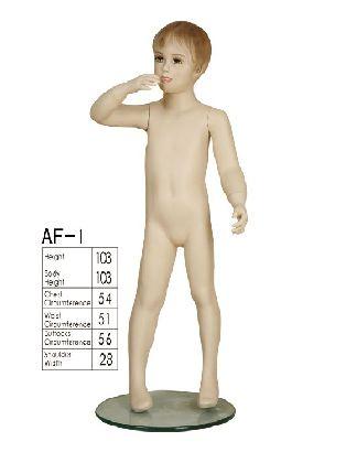 Dětský manekýn, dívka 1,1m