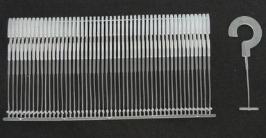 Splinty ve tvaru háčku, 15mm