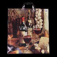 LDPE tašky s motivem Víno