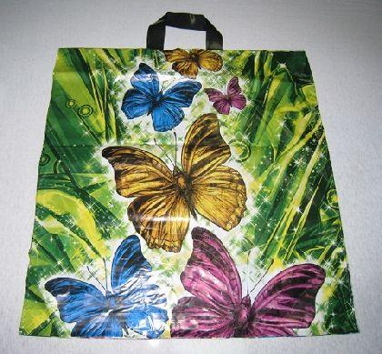 LDPE tašky s motivem motýly