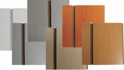 Slatwall panel 1200x800mm,rozteč 100mm, II.jakost