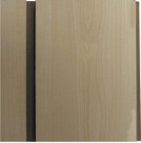 Drážkový panel V1200xŠ2440mm