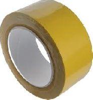 Balící lepící páska 53mm. Velká žlutá