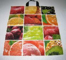 LDPE tašky s motivem Mix ovoce 430x500.