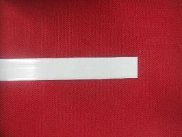 Cenovková lišta mléčná,625x26mm s nál.