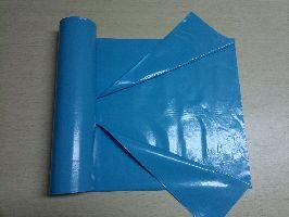 Pytle 1100x700mm, modrá barva