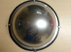 Kontrolní zrcadlo CONVEX, polokoule, 40cm
