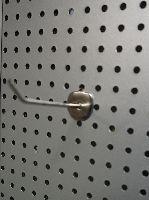 Jednoduchý háček na stojan na bižuterie, 150mm