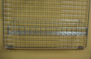 Závěsný koš na síť, rozměr 750x300mm