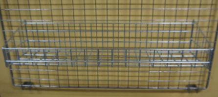 Závěsný koš na síť, rozměr 950x200mm