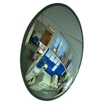 Zrcadlo kontrolní Ø30cm