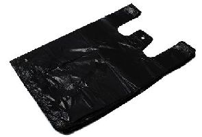 HDPE mikroténové tašky 4kg, černá barva