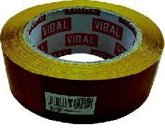 Zlutá lepící páska 48mmx130mx48my,6balx5rol