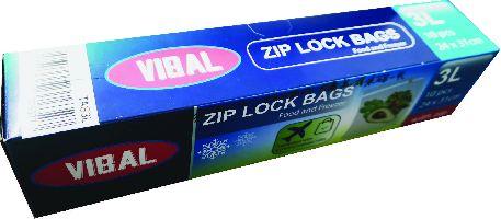 Zip sáček s posuvným uzávěrem,mrazák 320x420mm/24