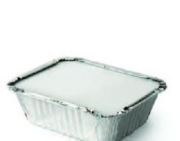 16PK ALU FOIL TRAY W/LID 5g/pc(net weight),24bal/k