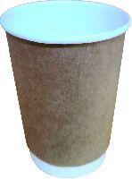 Kelímek Termo Wrap na teplý nápoj 120ml,40ks/25bal