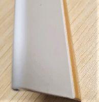Cenová lišta mléčná s pěnovou lepící páskou 1000x39mm