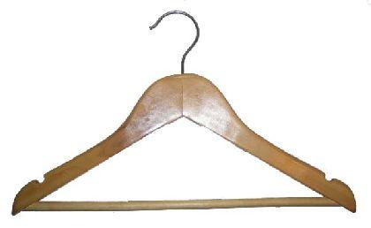 Dřevěná ramínka,30cm,na dětskou konfekci